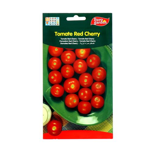 Semillas De Tomate Cherry Eurogarden 1 Gr