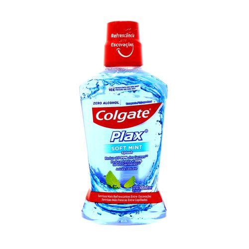 Enjuague Bucal Colgate Plax Soft Mint 500 Ml