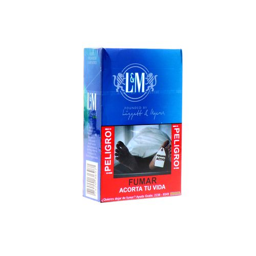 Cigarro L&M Forward Capsula 20 Un