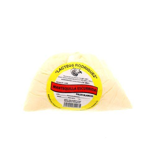 Mantequilla Escurrida 454 Gr