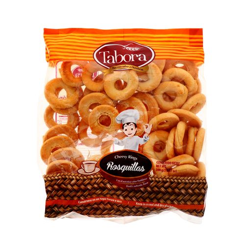 Rosquillas Tabora Familiar 300 Gr
