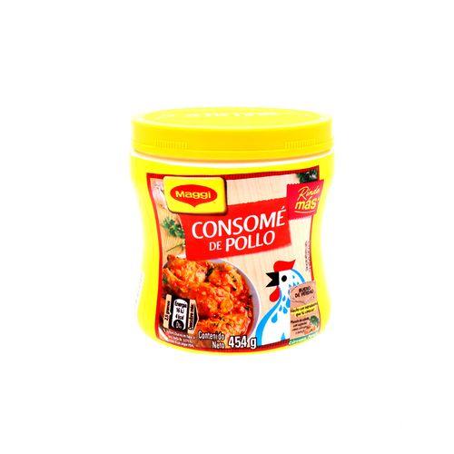 Consomé Maggi de Pollo 454 Gr