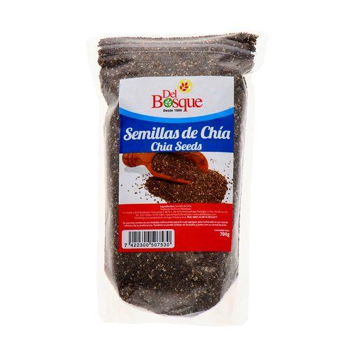 Semillas De Chia Del Bosque 700 Gr