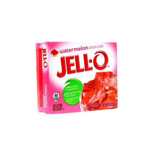 Postre De Gelatina Jell-O Sandia 3 Oz
