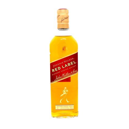 Whisky Johnnie Walker Cinta Roja 750 Ml
