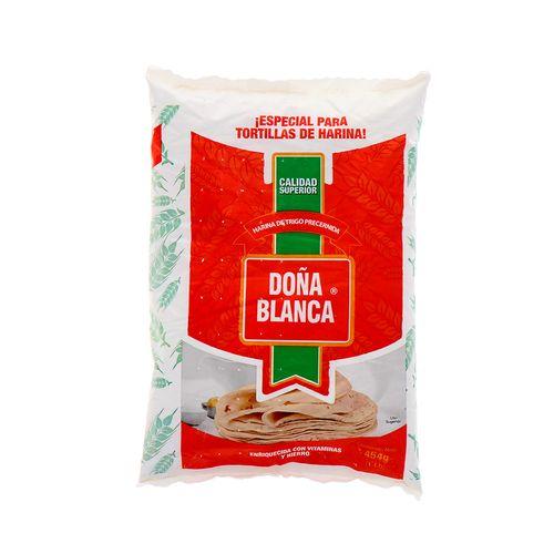 Harina De Trigo Doña Blanca 454 Gr