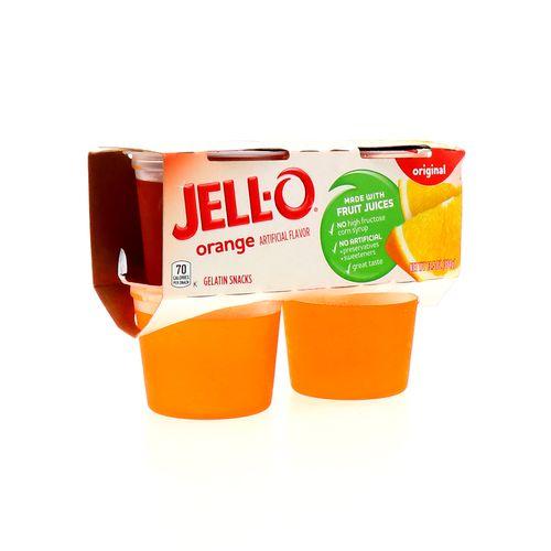Gelatina Jell-O Naranja Original 13.5 Oz