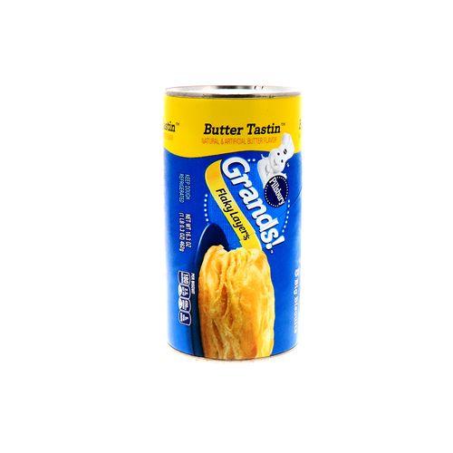 Biscuit Pillsbury Grands Flaky Layers 16.3 Oz
