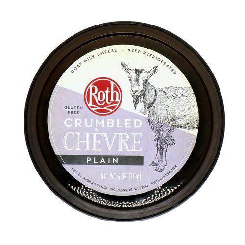 Queso De Cabra Roth Crumbled Pain 4 Oz