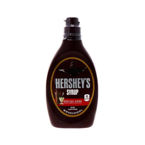Sirup Hersheys Special Dark 22 Oz