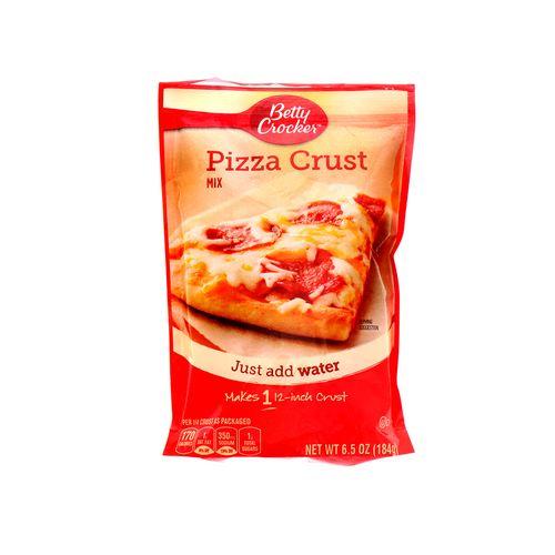 Mezcla Para Pizza Betty Crocker Crust 6.5 Oz