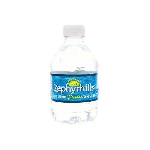 Agua Natural Zephyrhills Spring 8 Oz