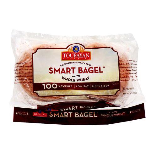 Smart Bagel Toufayan Integral 9.5 Oz