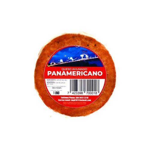 Queso Ahumado Panamericano Tradición Un