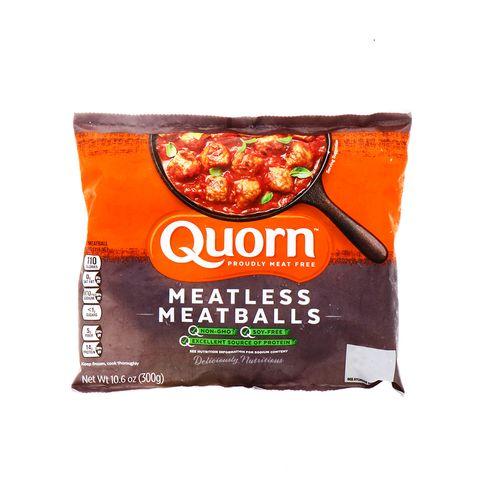 Albóndigas De Carne Quorn Libre De Soya 10.6 Oz