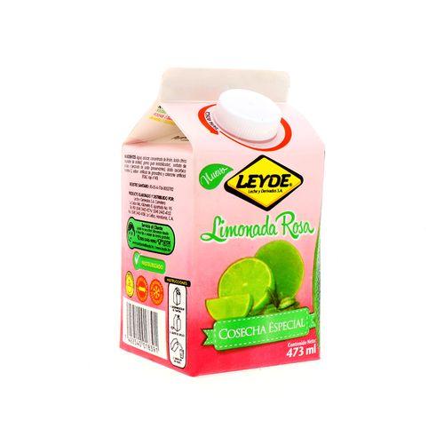 Limonada Rosa Leyde Cosecha Especial 473Ml