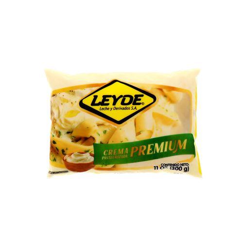 Mantequilla Crema Leyde Pasteurizada 300Gr