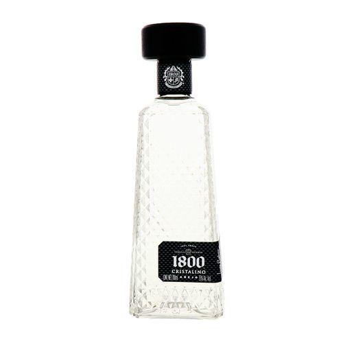 Tequila 1800 Cristalino Añejo 700 Ml