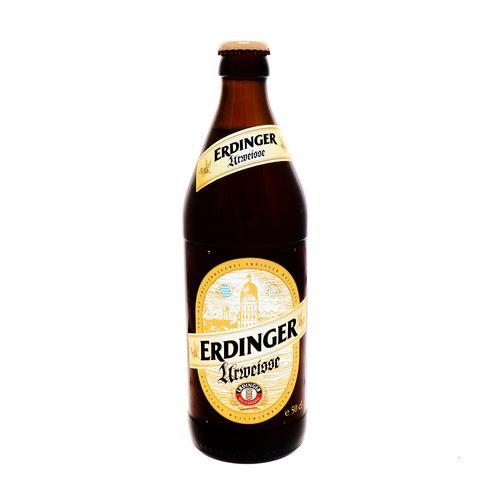 Cerveza Erdinger Weissbier 500 Ml