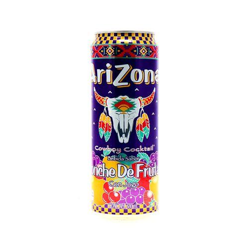 Bebida Arizona Sabor Ponche De Frutas 680 Ml