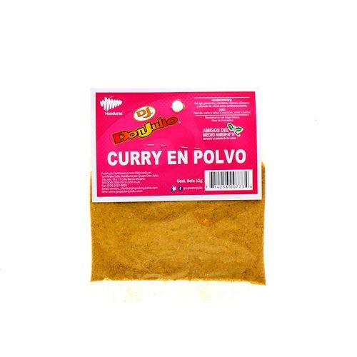 Curry Don Julio 40 Gr