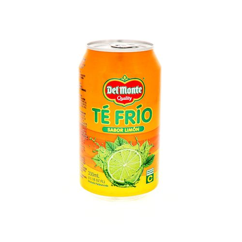Te Frio Del Monte Sabor Limon 330 Ml