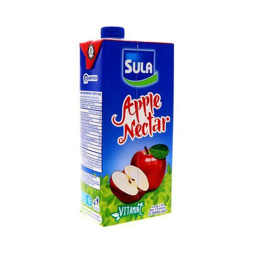 Nectar Sula Manzana Tetrapak 0.946 Lt