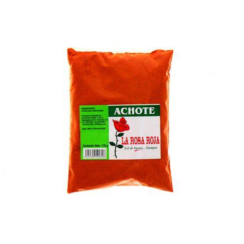 Achiote La Rosa Roja Molido 170 Gr