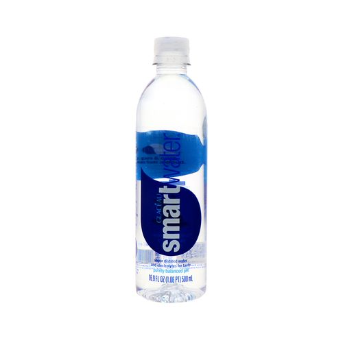 Agua Glaceau Smart Water Botella 500 Ml