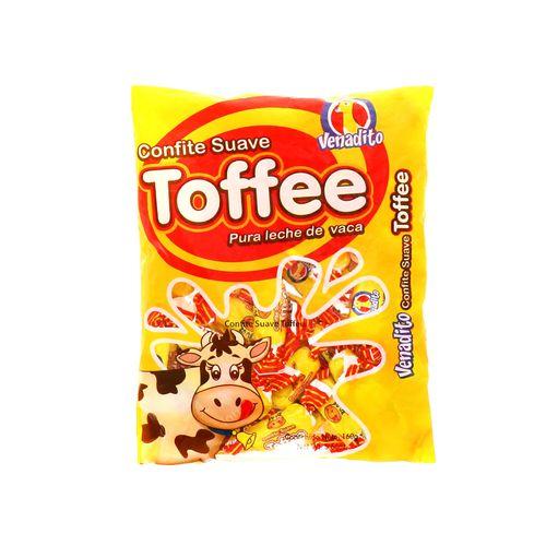 Confite Venadito Suave Toffee 160 Gr