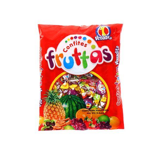 Confite Venadito De Fruta Bolsa 160 Gr