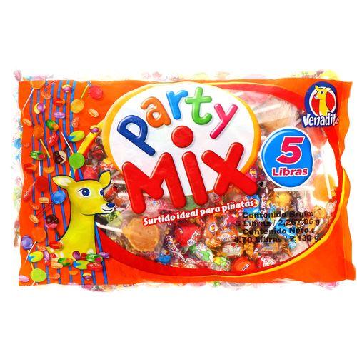 Confite Venadito Party Mix Bolsa 5 Lb