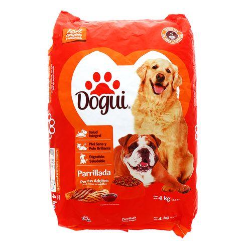 Comida Para Perro Dogui Parrillada Adulto 8.8 Lb