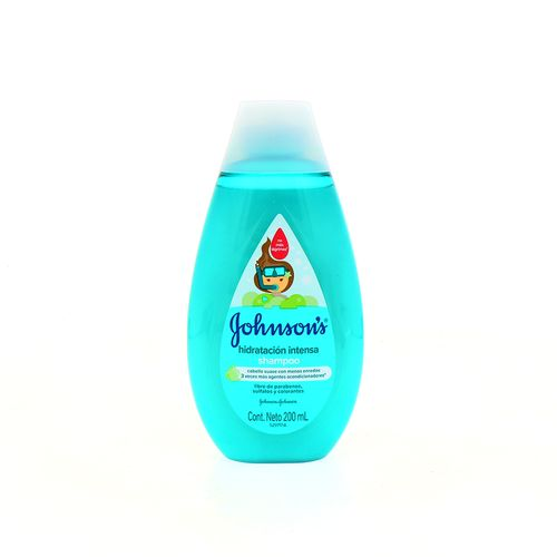 Shampoo Johnsons Baby Hidratacion Intensa 200 Ml