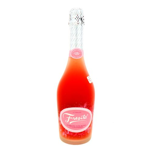 Vino Fresita Espumoso Sparkling Light 750 Ml
