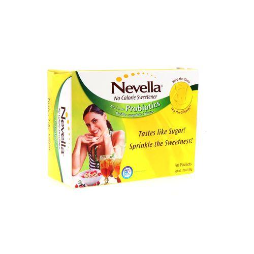 Endulzante con Probióticos Nevella 50 Gr