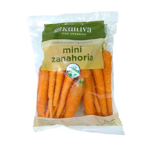 Mini Zanahoria Kultiva Orgánica 16Oz