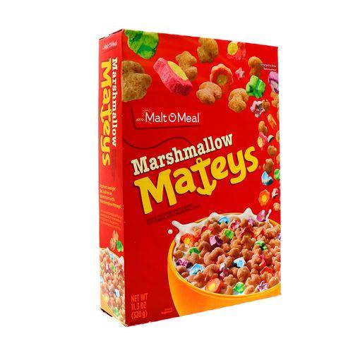 Cereal Malt Omeal Mateys Marshmallow 11.3 Oz