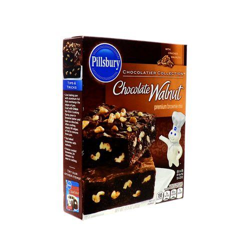 Mezcla Para Brownie Pillsbury Fudge Supreme Walnut 13.5 Oz