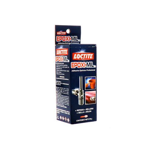 Adhesivo Loctite Epoxi-Mil Epóxido Profesional 98 Gr