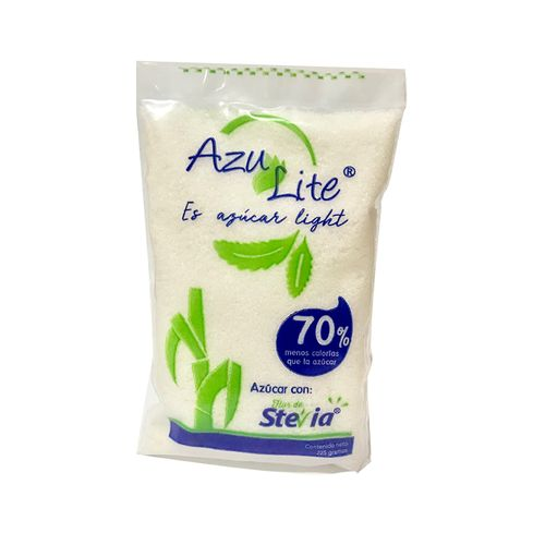 Endulzante Stevia Azu Lite 225 Gr