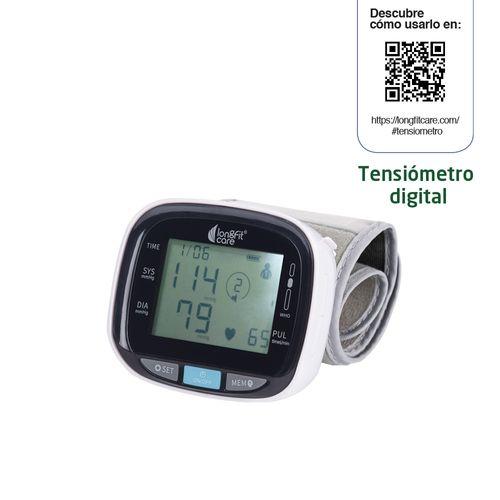 Tensiómetro con Voz Digital Longfit Care