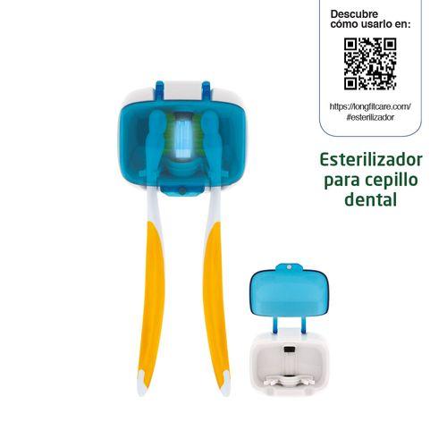 Esterilizador de Cepillo Dental Longfit Care Uv