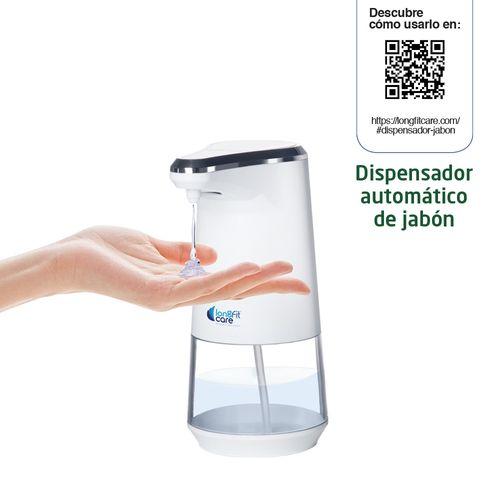 Dispensador de Jabón Automático Longfit Care