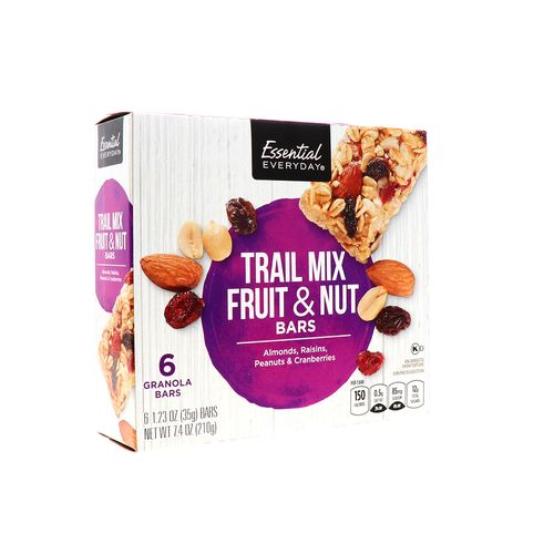 Barra De Cereal Essential Everyday Trail Mix 7.4 Oz