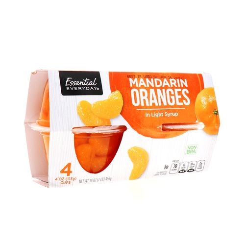 Mandarinas Naranja Essential Everyday 16 Oz