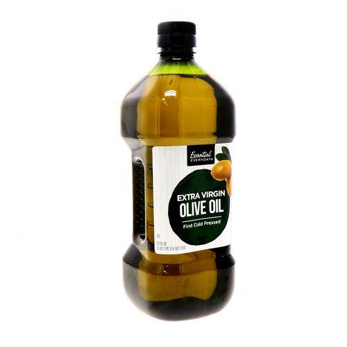 Aceite De Oliva Essential Everyday Extra Virgen 51 Oz