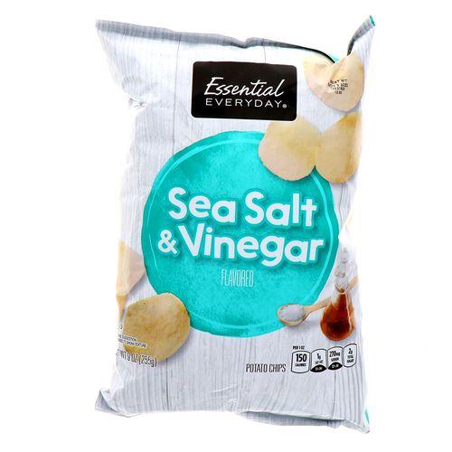 Patatas Fritas Essential Everyday Sea Salt & Vinegar 9 Oz