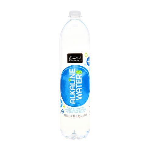 Agua Alkalina Essential Everyday 1 Lt