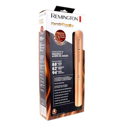 Plancha Remington Keratin Y Aceite De Aragan S-8599